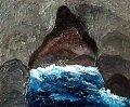 Cave;Oel;30x24