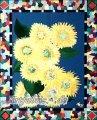sunflower;acryl;60x80